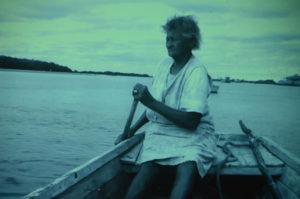 Dona Terezinha, marisqueira de Porto do Mangue/RN - tema do documentário Mulheres da Lama / Foto cedida