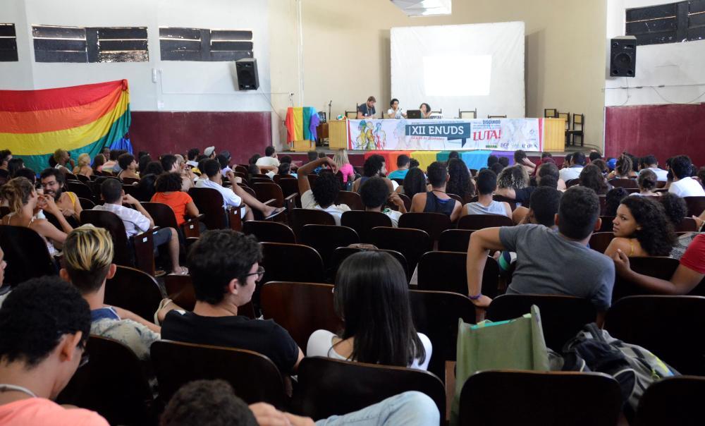 Plenária na abertura do evento discute diretrizes para os cinco dias de Enuds