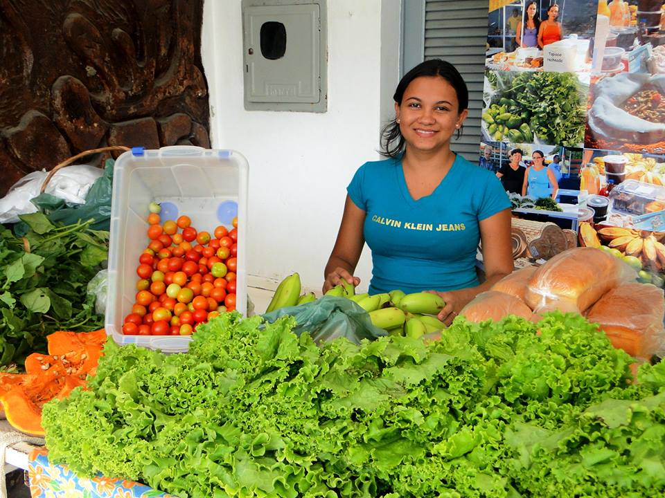 Alimentos produzidos pela Rede Xique Xique |Foto: Reprodução do Facebook da Rede Xique Xique